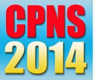 Penerimaan Pendaftaran lowongan Pengumuman Formasi CPNS 2014 Online